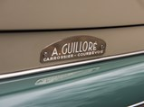 1949 Delahaye 135M Cabriolet by Guilloré - $