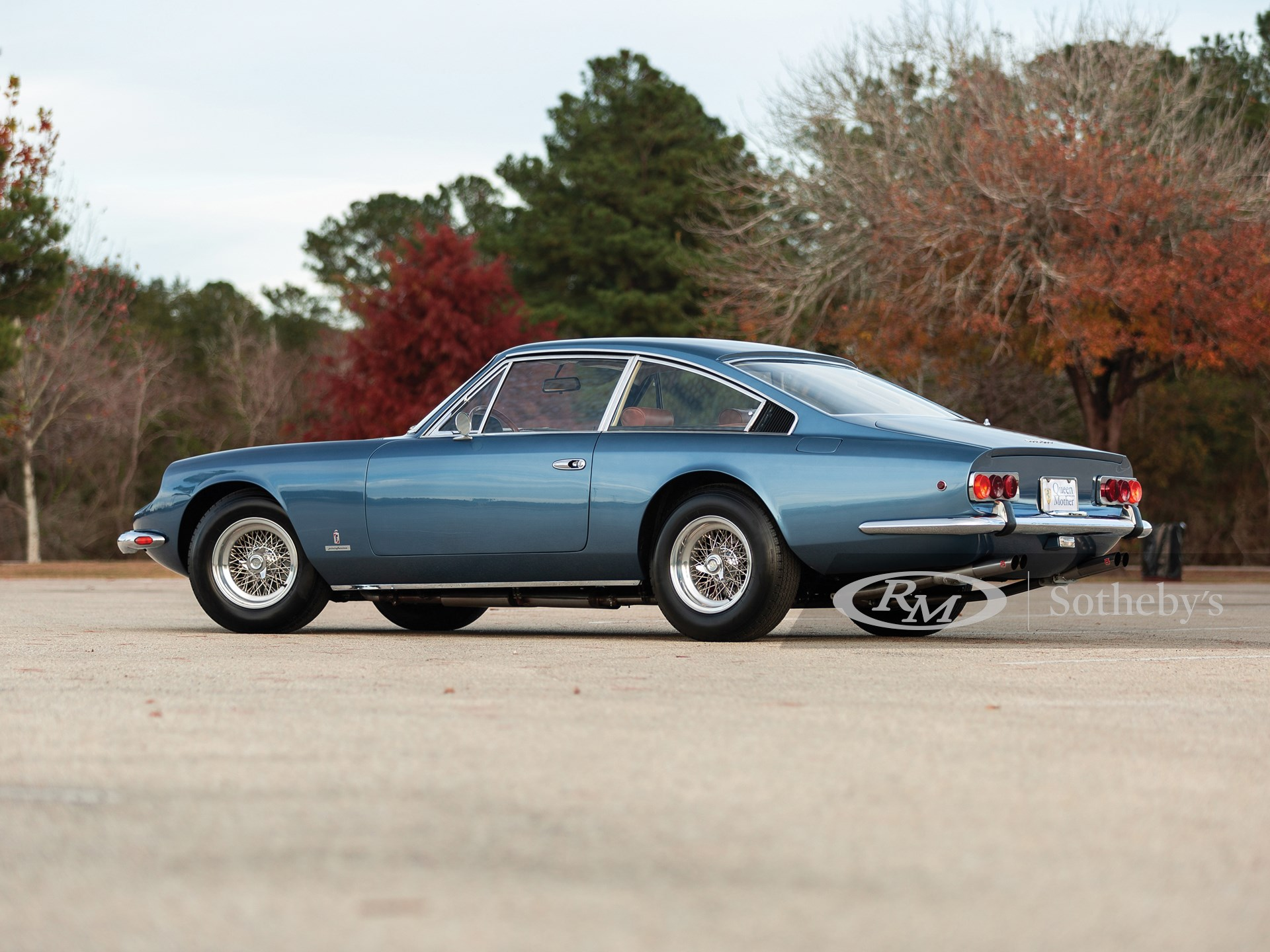 1969 Ferrari 365 GT 2+2 by Pininfarina -
