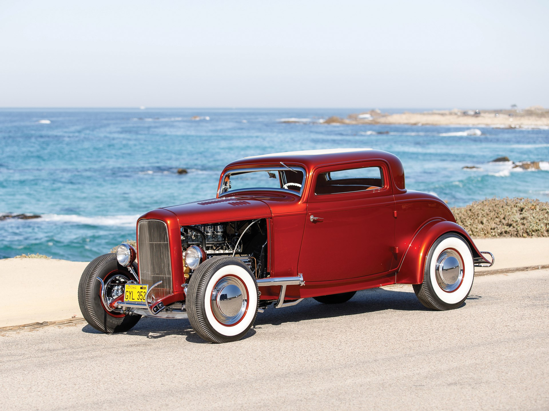 Ford Ford Auction >> Rm Sotheby S 1932 Ford Lloyd Bakan Coupe The Petersen