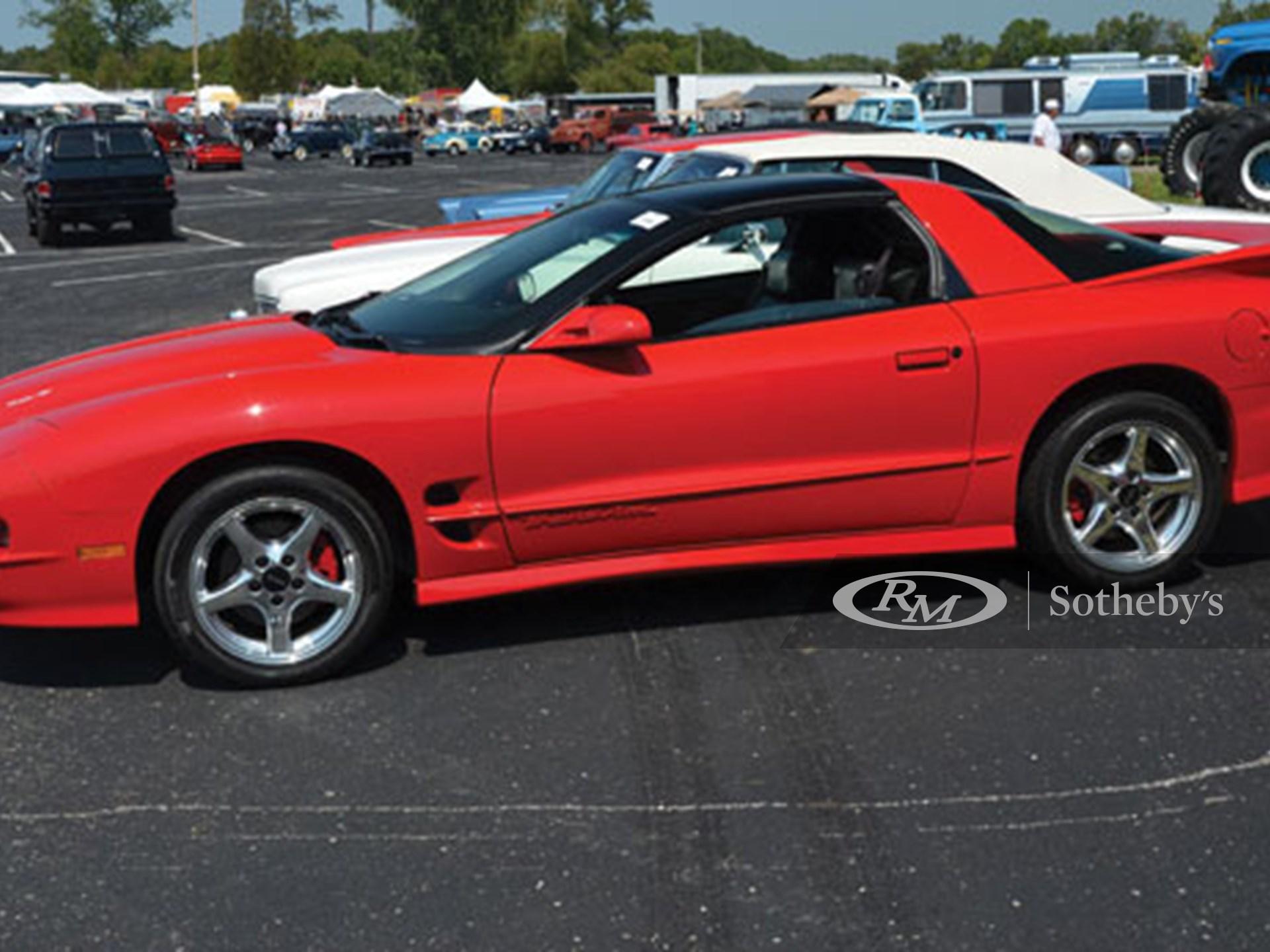 2000 Pontiac Trans Am WS 6