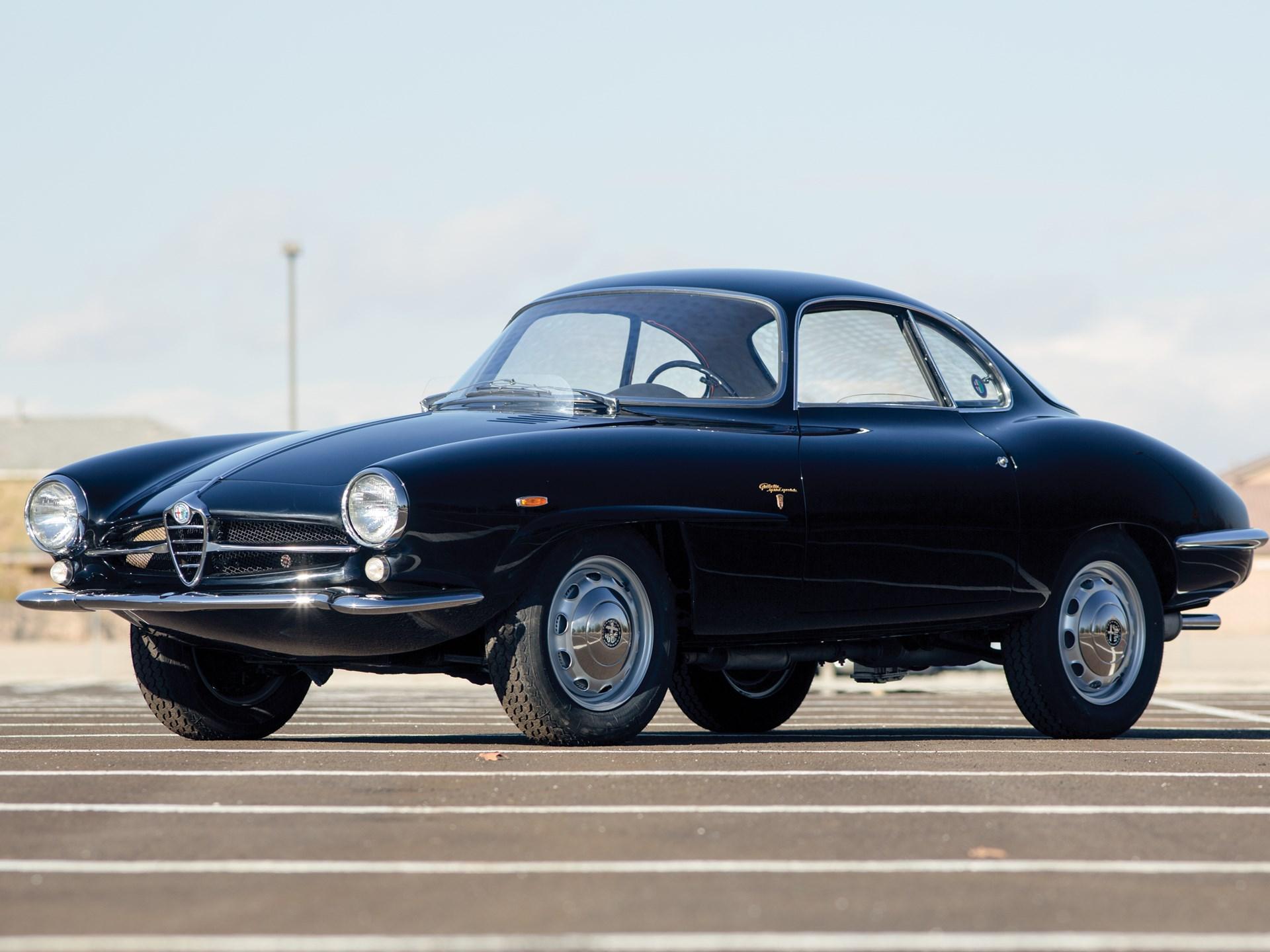 RM Sothebys Alfa Romeo Giulietta Sprint Speciale By Bertone - 1960 alfa romeo giulietta for sale