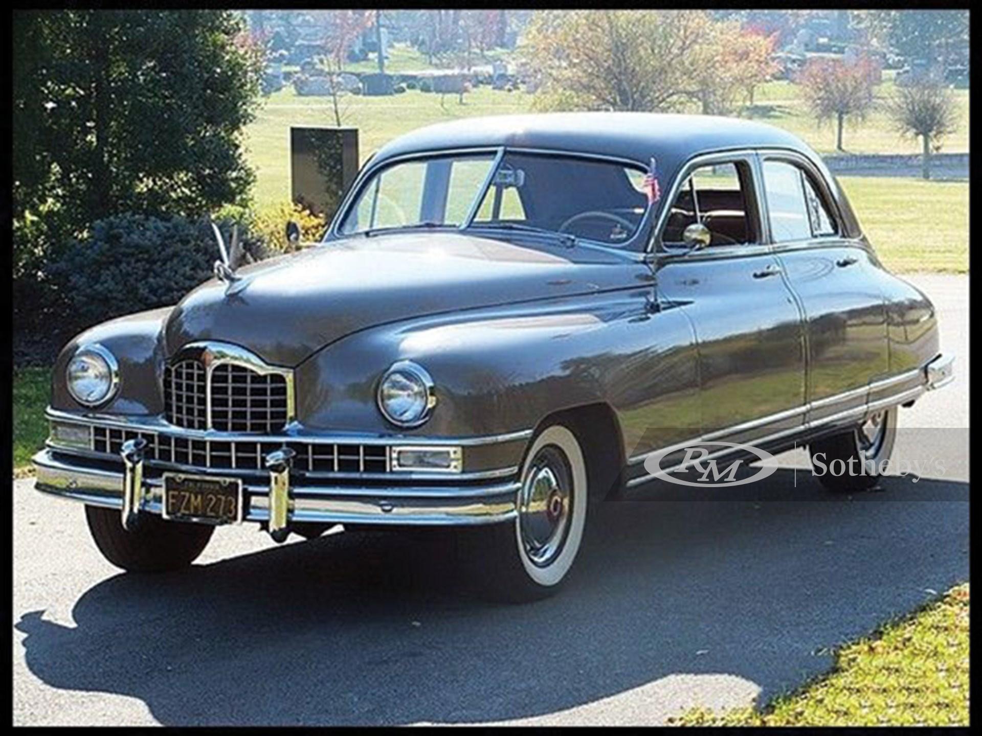 1949 Packard Custom Eight Series 2206 Touring Sedan