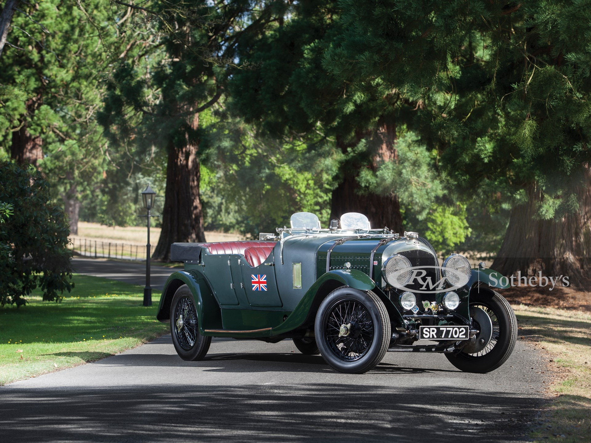 1929 Bentley 4½-Litre Tourer by Cadogan