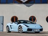 2007 Lamborghini Gallardo Spyder  - $