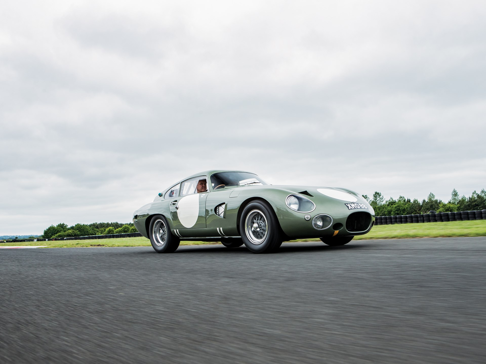 RM Sothebys Aston Martin DP Grand Touring Competition - Aston martin restoration project for sale