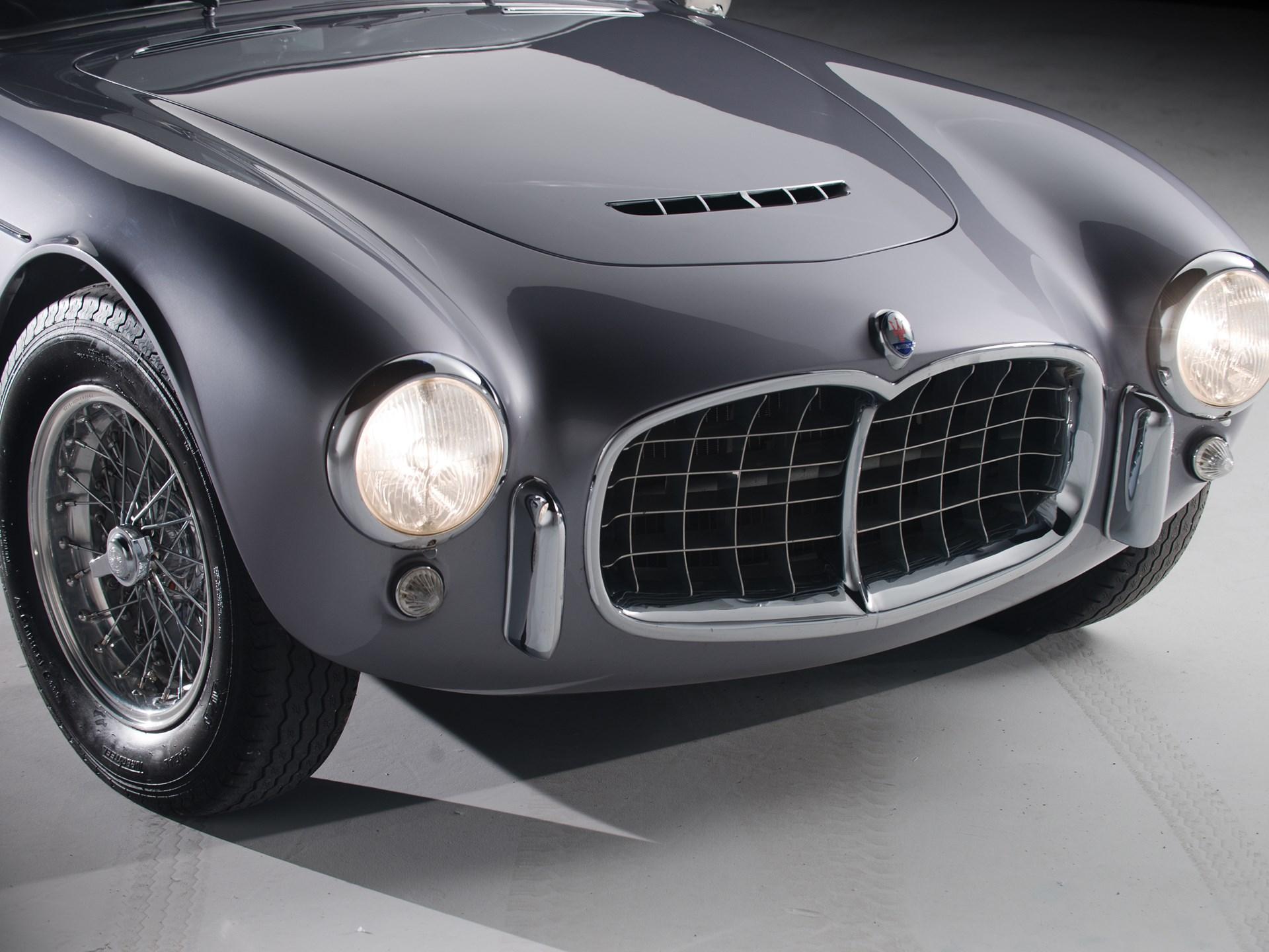 1956 Maserati A6G/2000 Spyder by Frua