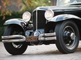 1929 Cord L-29 Town Car by d'Ieteren Freres - $