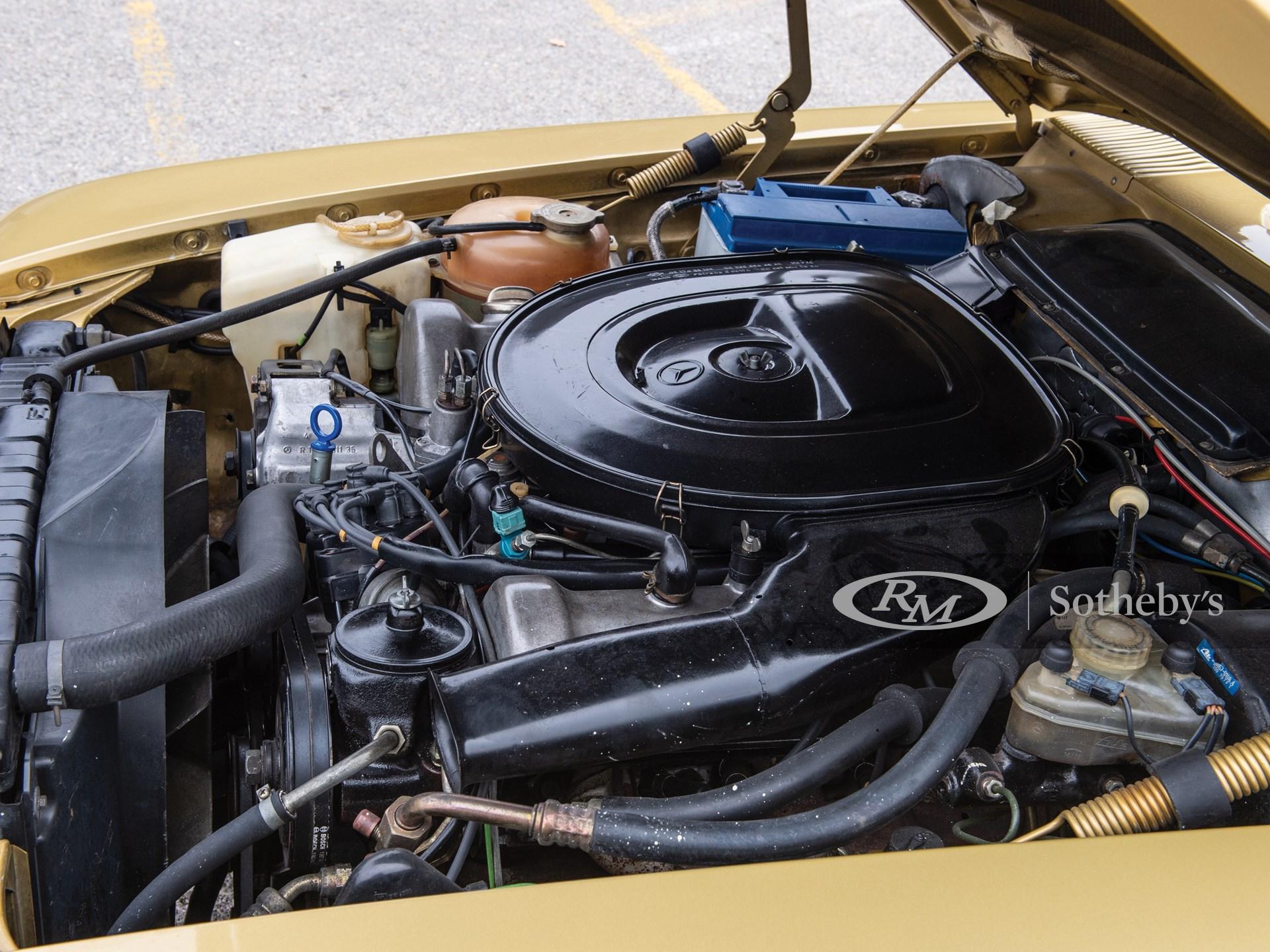 1976 Mercedes-Benz 450 SLC  -