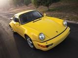 1991 Porsche 911 Turbo 3.3  - $