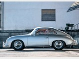 1959 Porsche 356 A 1600 Coupé by Reutter - $Captured at Via Luigi Cadorna on 01 March 2019. At 1/100, f 3.2, iso100 with a {lens type} at 85mm on a Canon EOS-1D Mark IV.  Photo: Cymon Taylor