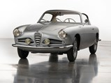1956 Alfa Romeo 1900C Super Sprint Coupe By Touring - $