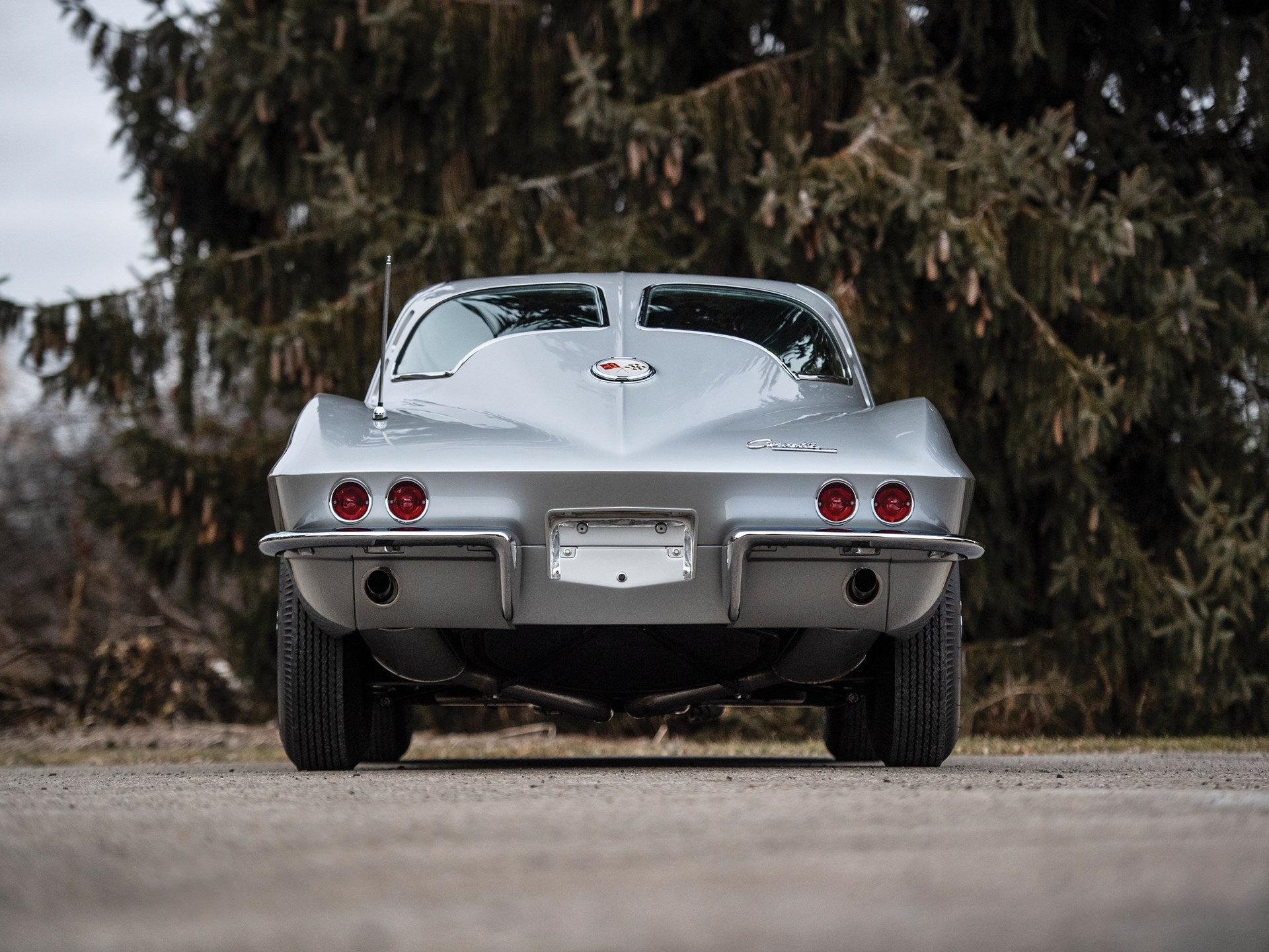 RM Sotheby's - 1963 Chevrolet Corvette Sting Ray 'Fuel