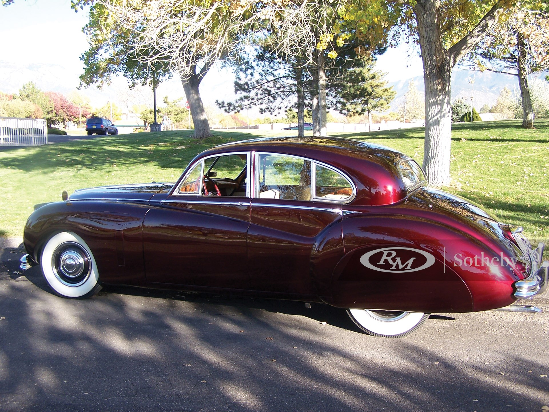 1953 Jaguar Mark VII   Automobiles of Arizona 2010   RM ...
