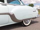 1954 Pontiac Chieftain Deluxe Six Two-Door Sedan  - $