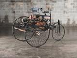 1886 Benz Patent Motorwagen Replica  - $