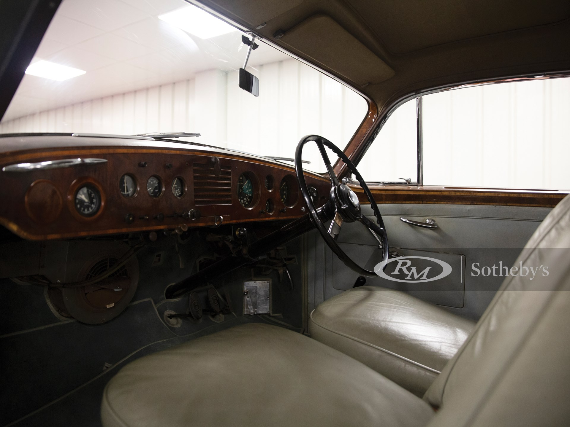 1953 Bentley R-Type Continental Sports Saloon by H.J. Mulliner -