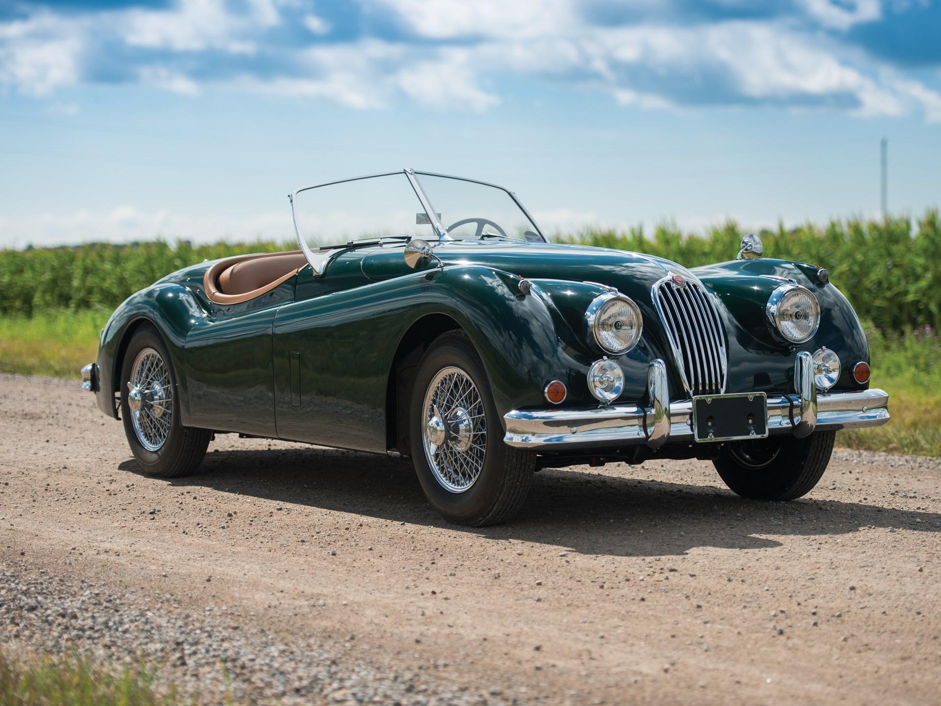 1955 jaguar roadster