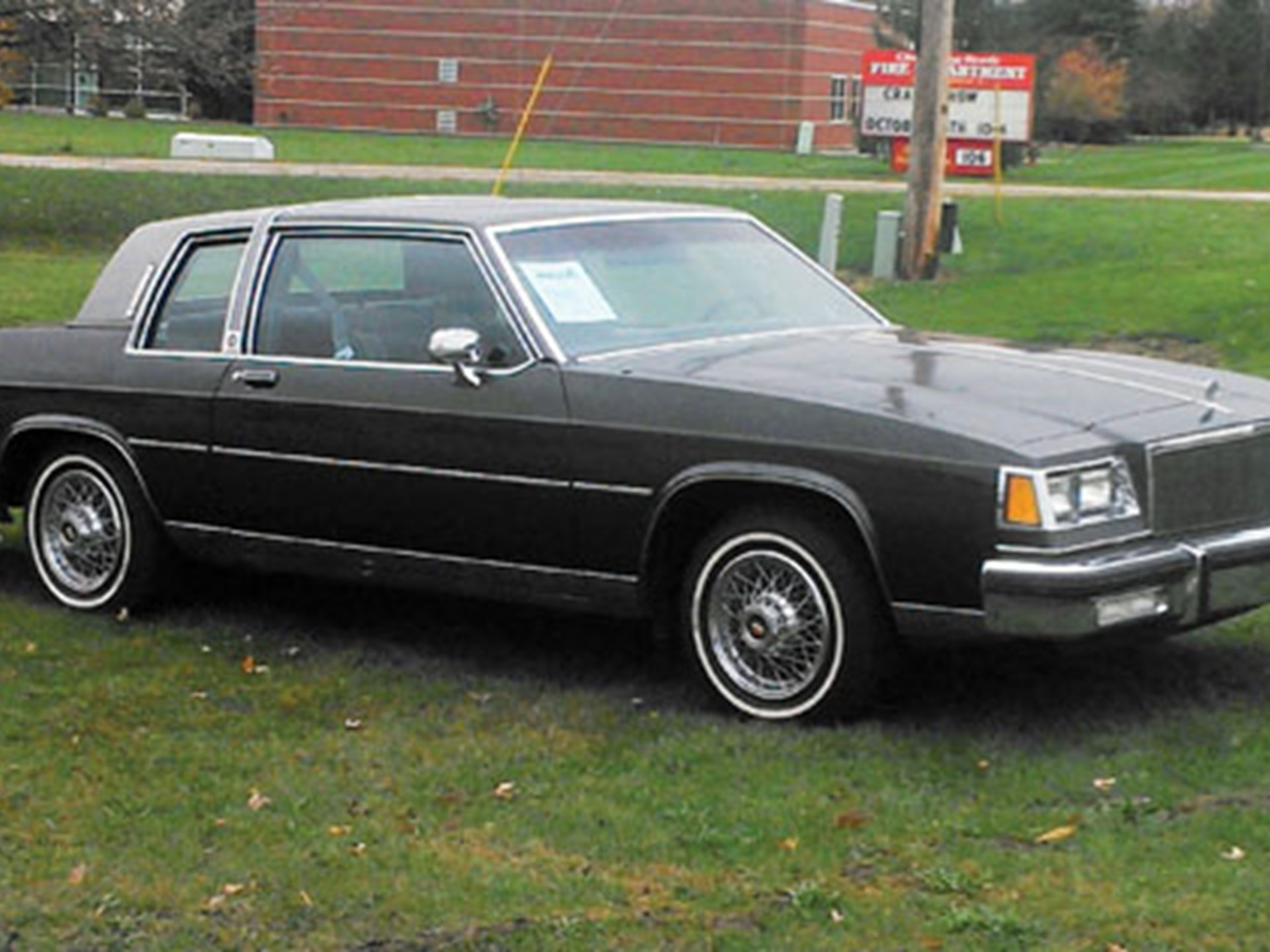 RM Sotheby s 1984 Buick LeSabre Limited