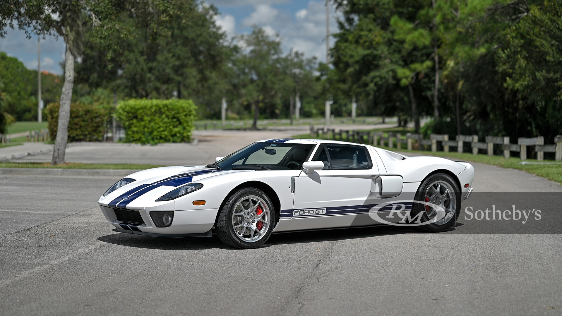 RM Sotheby's Open Roads, Fall, 2020, Online Only, Blog, 2005 Ford GT