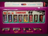 Mars-Themed Stoner Eight-Pull Vending Machine - $