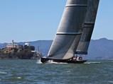 Sail with America's Cup Champion Brad Webb on USA 76 - $