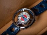Datsun 'The Motor Wrist' Steering Wheel Wristwatch by Old England, ca. mid-1960s-1972 - $