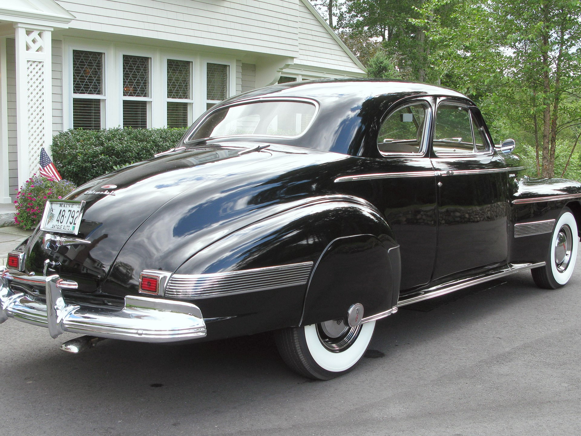 1941 Olds Coupe Oldsmobile Ninety Eight Rm Sothebys Series Club Hershey 1920x1440