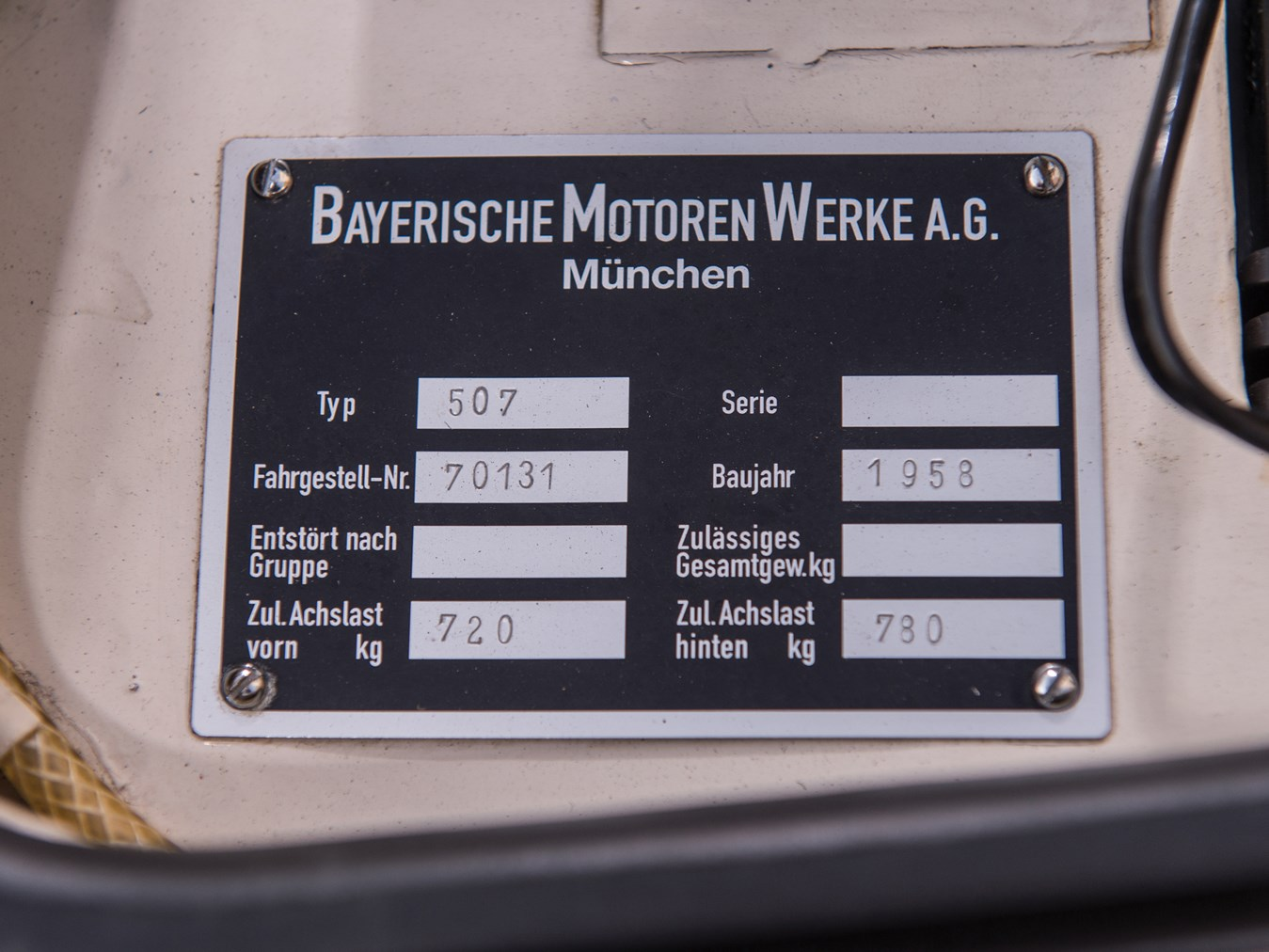 Rm Sotheby S 1957 Bmw 507 Roadster Series Ii Paris 2016 # Cache Television Hydraulique