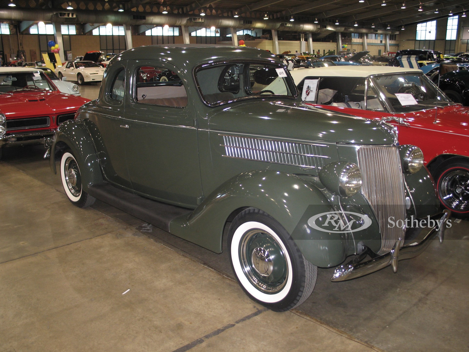 1936 Ford 5 Window Coupe  -