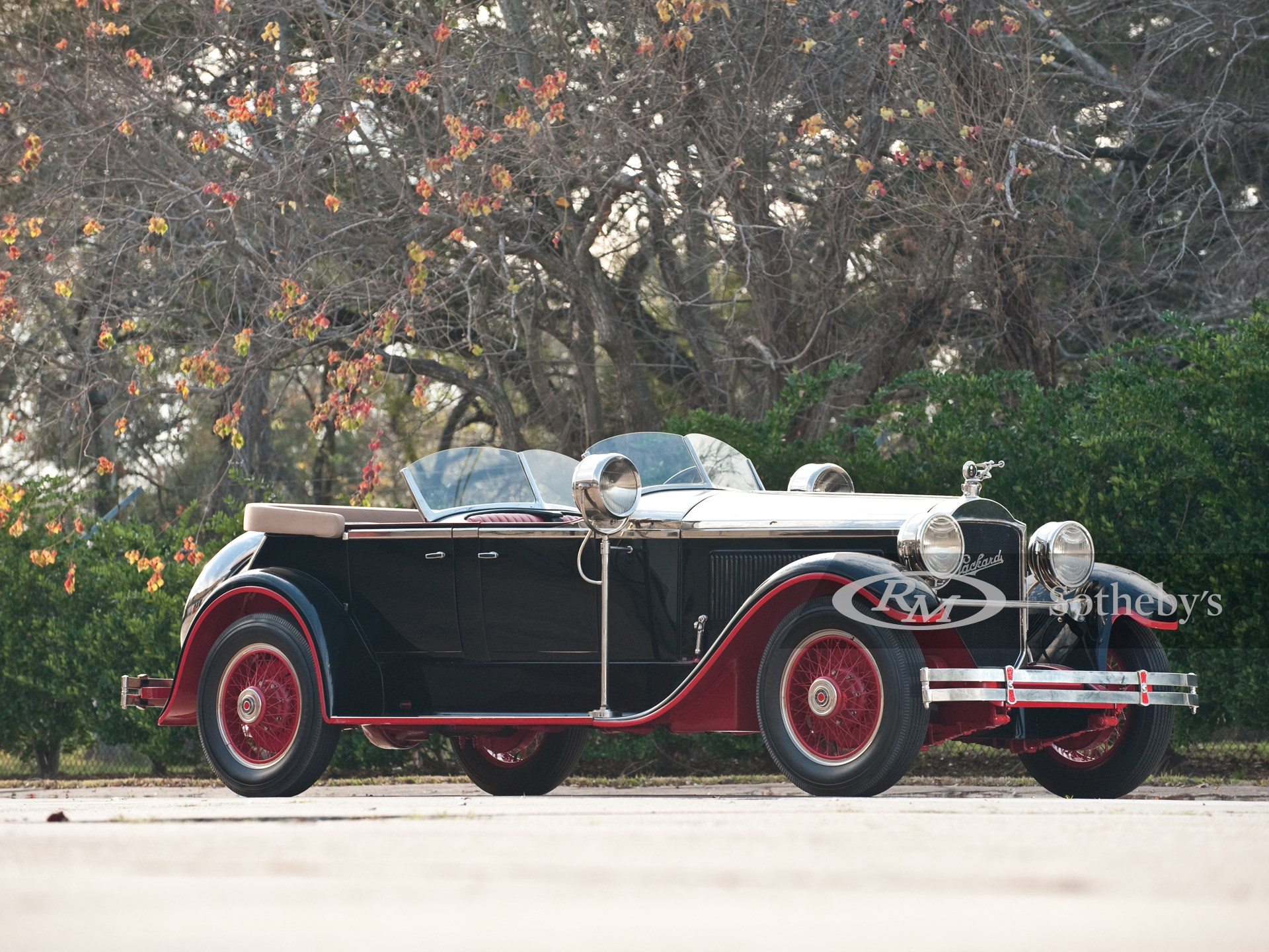 1927 Packard Custom Eight Torpedo