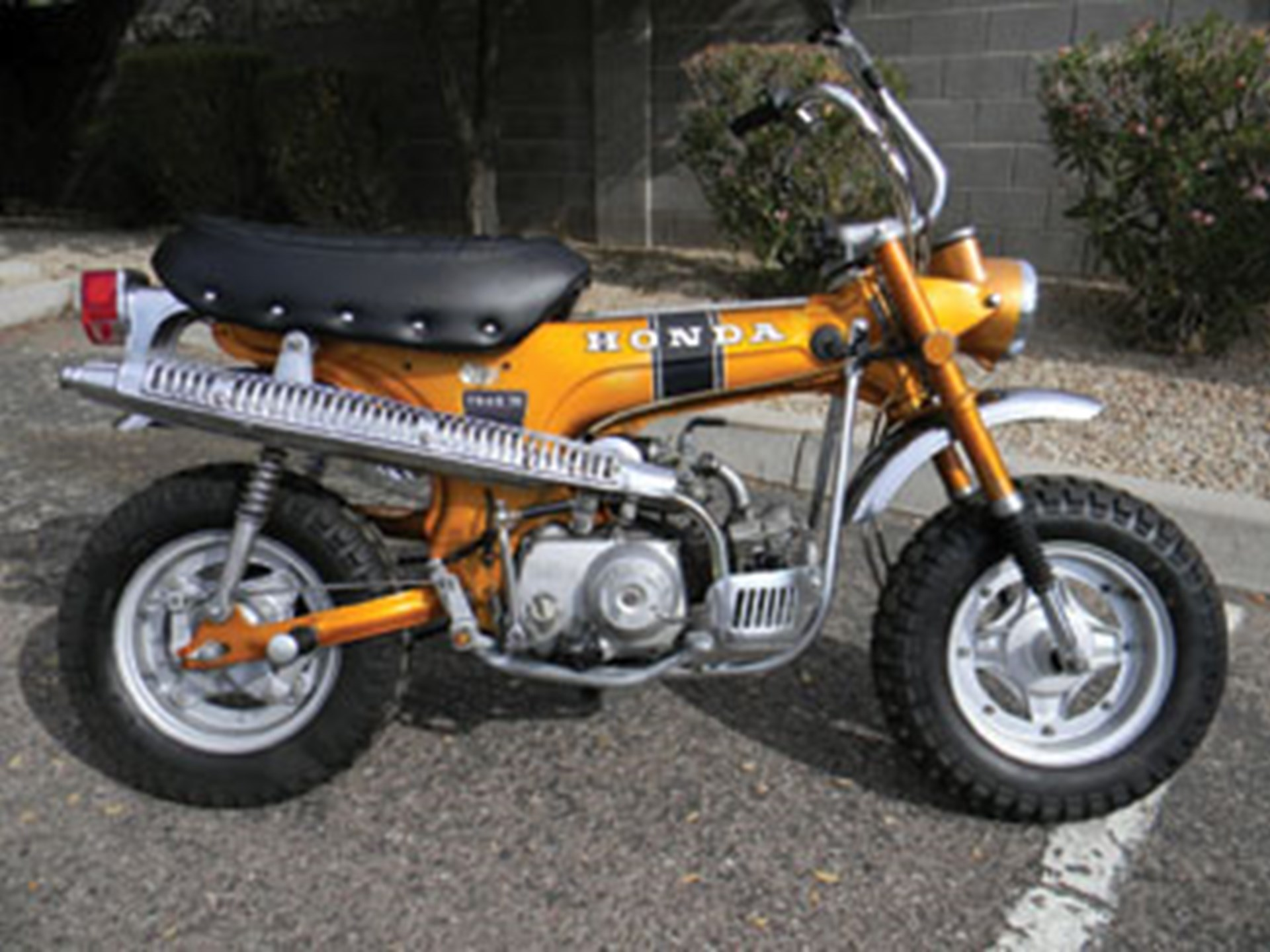 1970 Honda Ct70h For Sale Ct70 Brochures Trail Bike