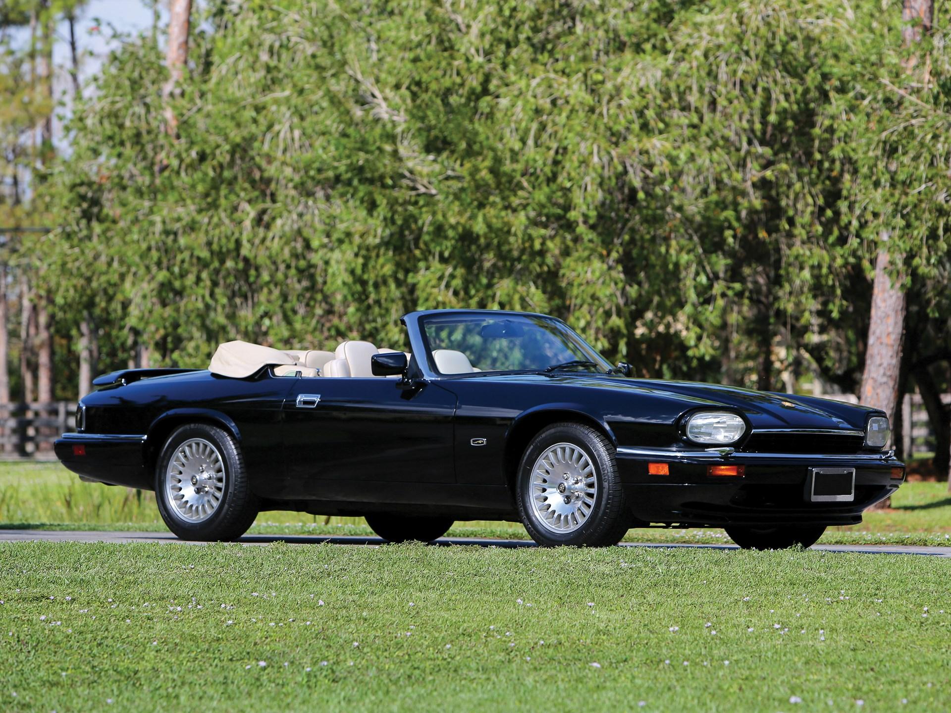 1995 Jaguar Xjs V12 2 Convertible