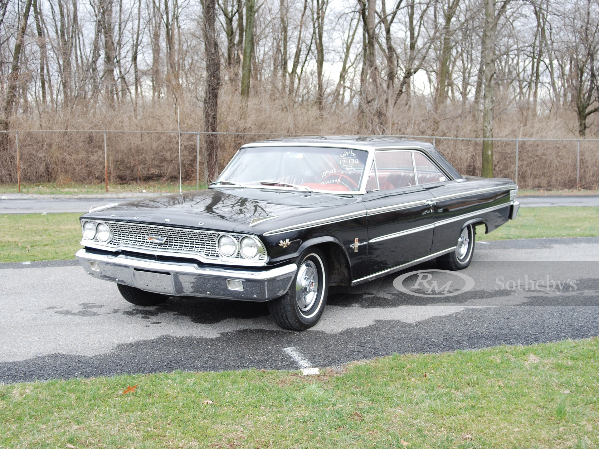 1963 1/2 Ford Galaxie 500 XL