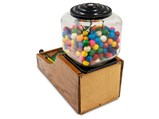 Golf Tabletop Victor 1¢ Gumball Machine - $