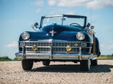 1947 Chrysler Town and Country Convertible  - $