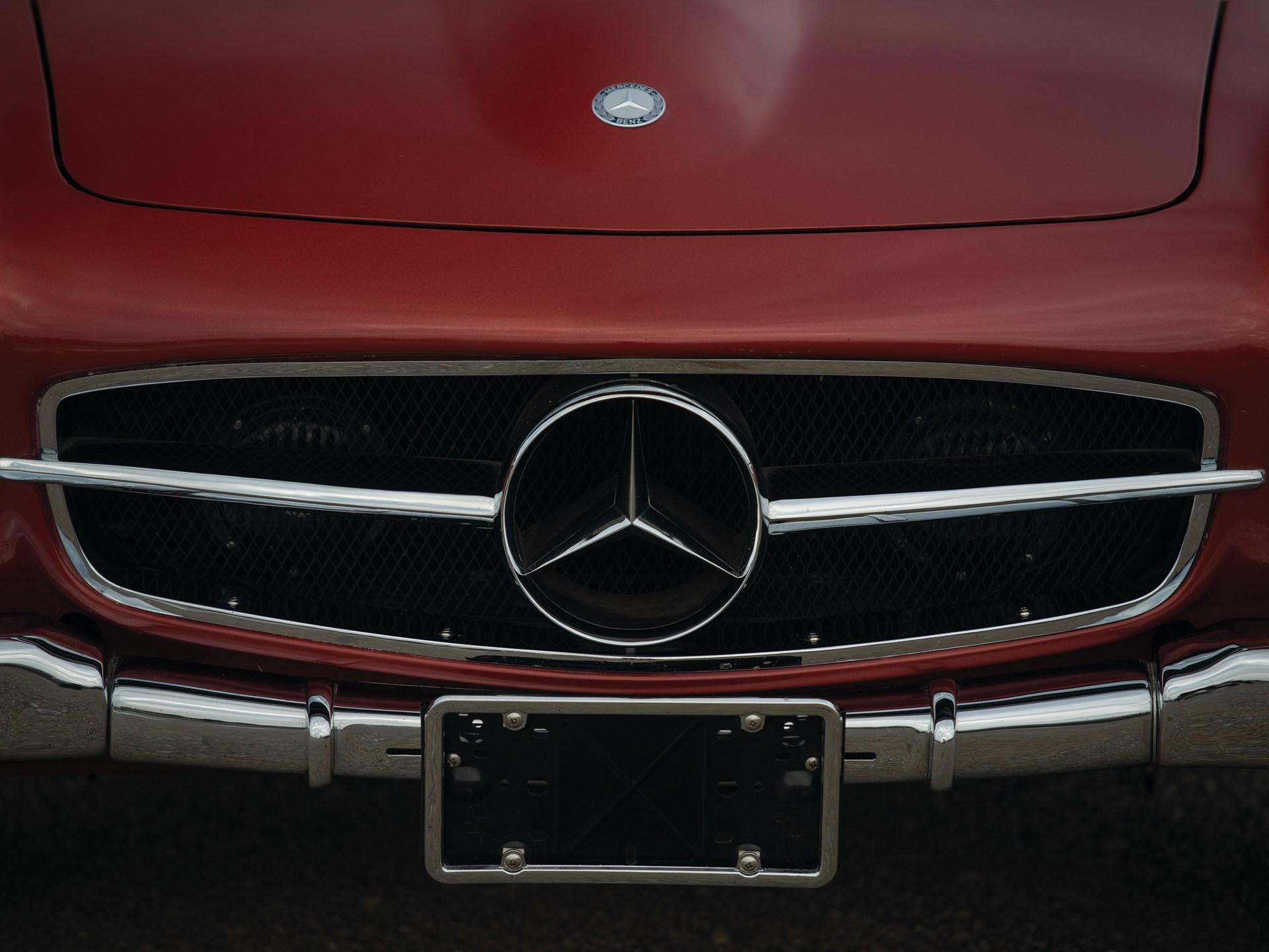 Awesome Rm Sothebys 1959 Mercedes Benz 190 Sl Arizona 2019 Wiring Digital Resources Millslowmaporg