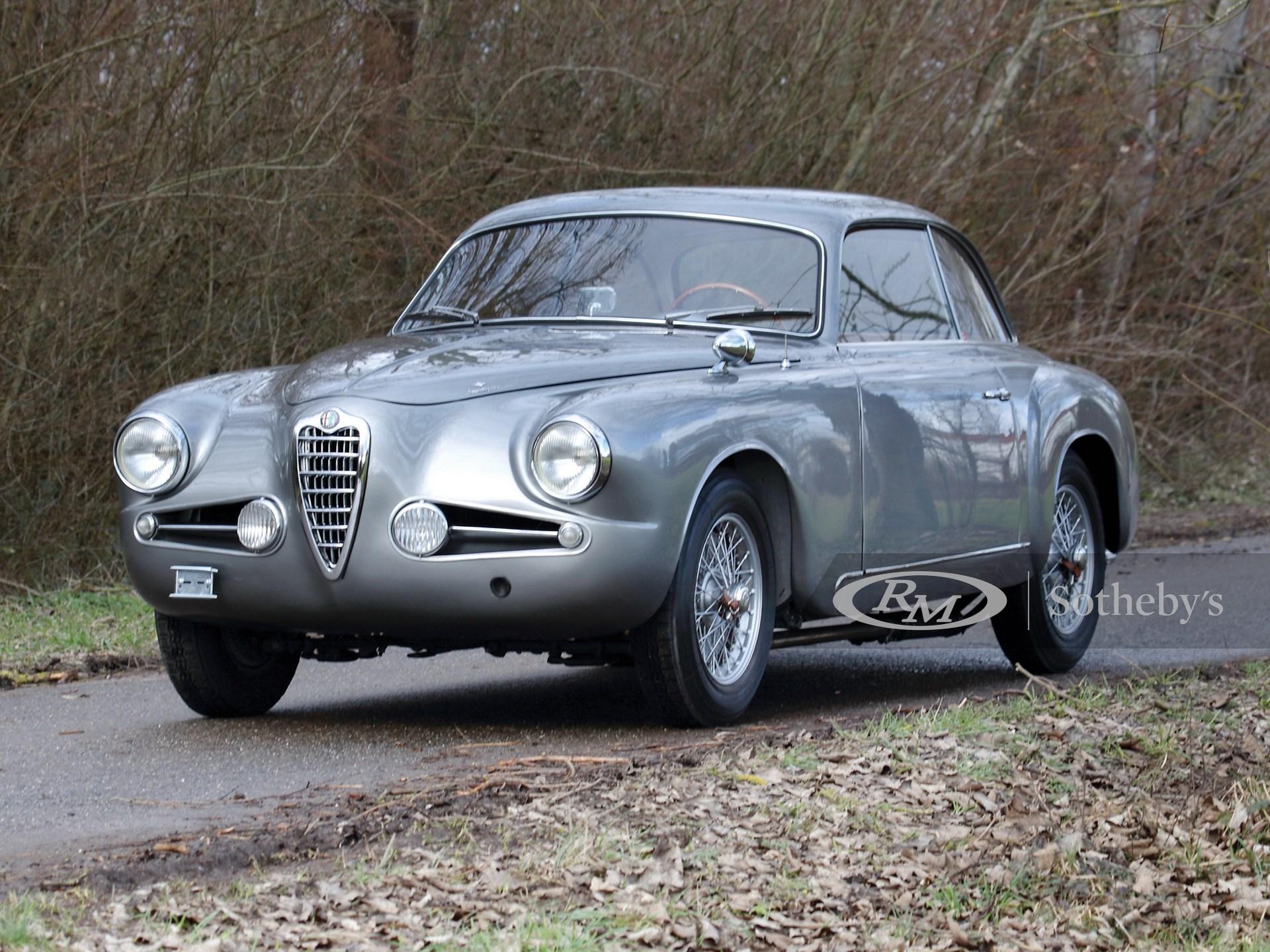 1955 アルファ-ロメオ 1900C Super Sprint Coupé by Touring