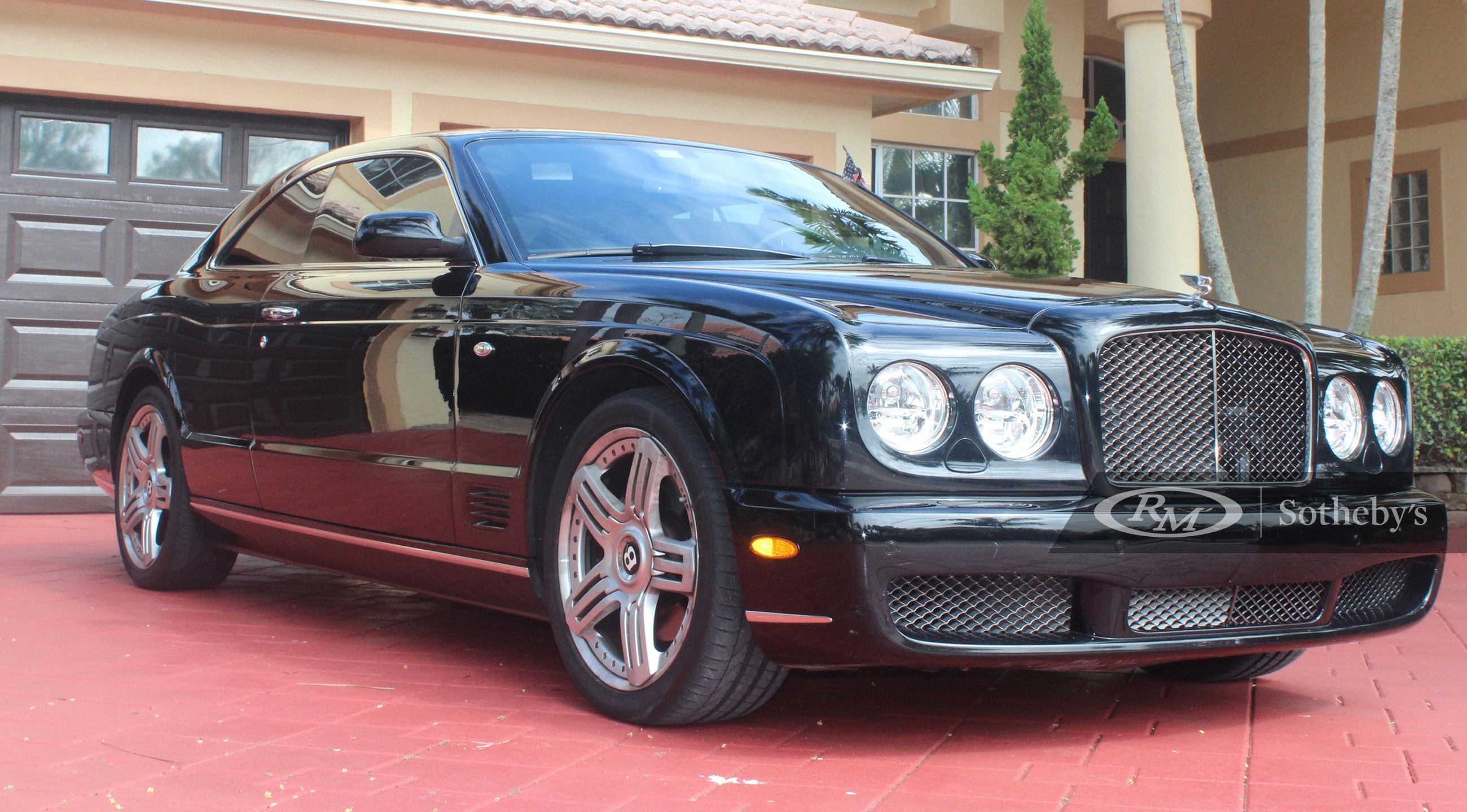 RM Sotheby's, 2009 Bentley Brooklands