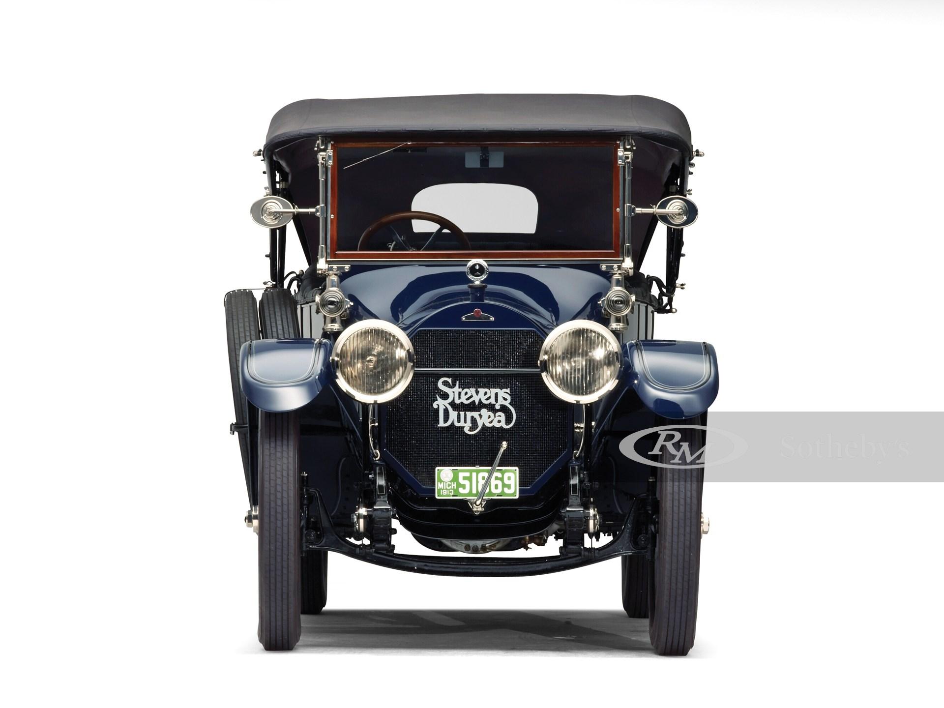1913 Stevens-Duryea Model C 5-Passenger Touring  -