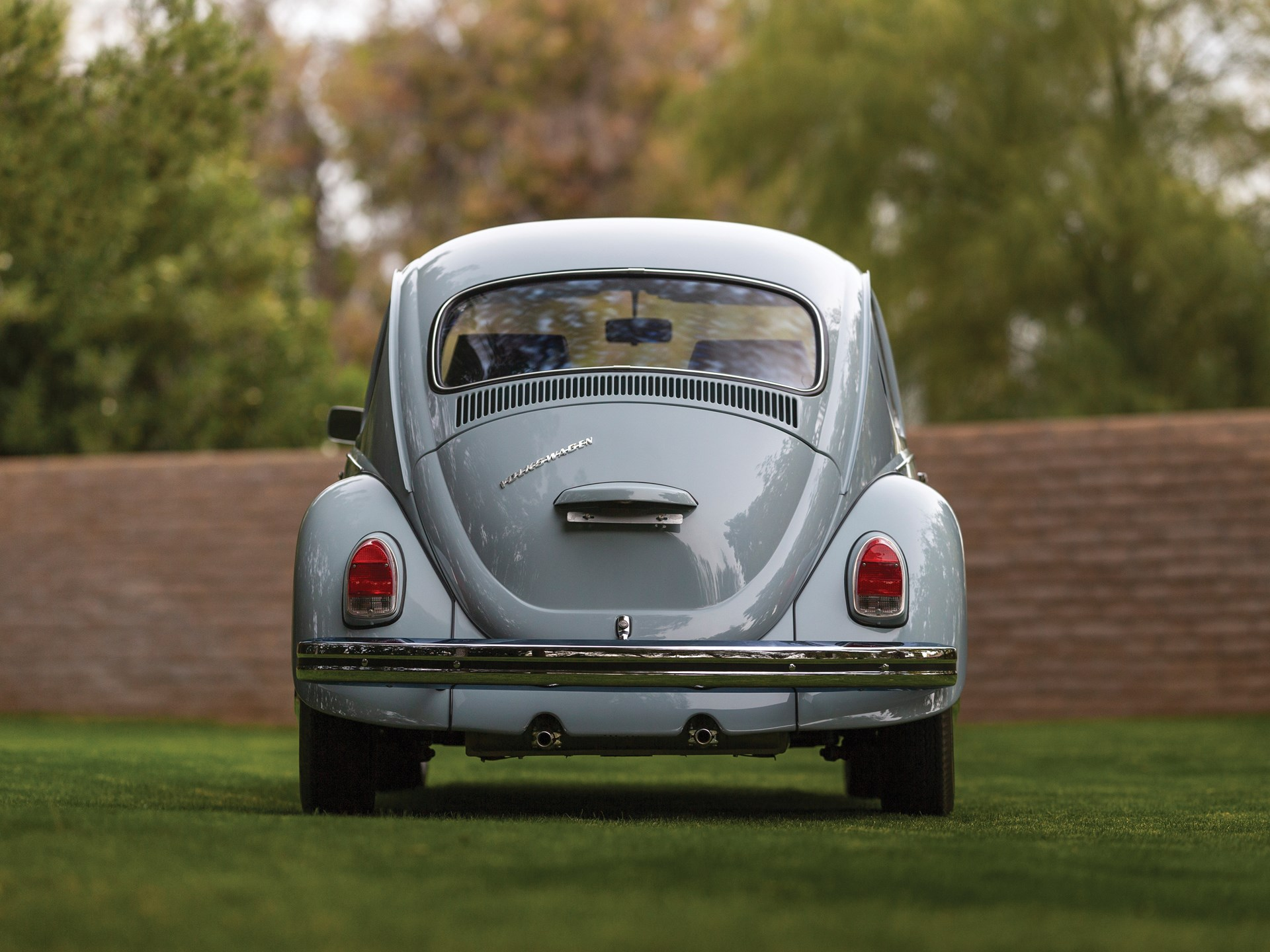 RM Sotheby's - 1968 Volkswagen Beetle Sedan | Arizona 2019