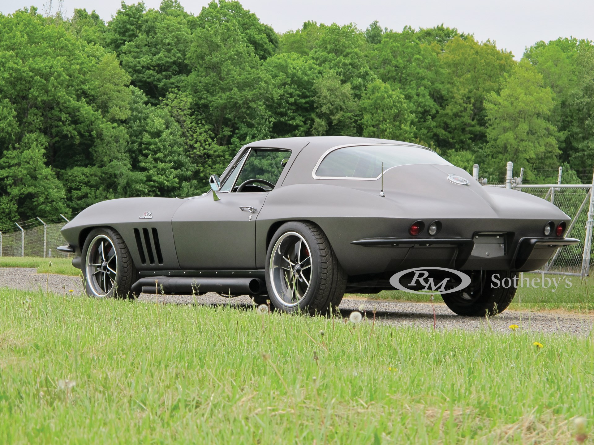1966 Chevrolet Corvette Custom  -