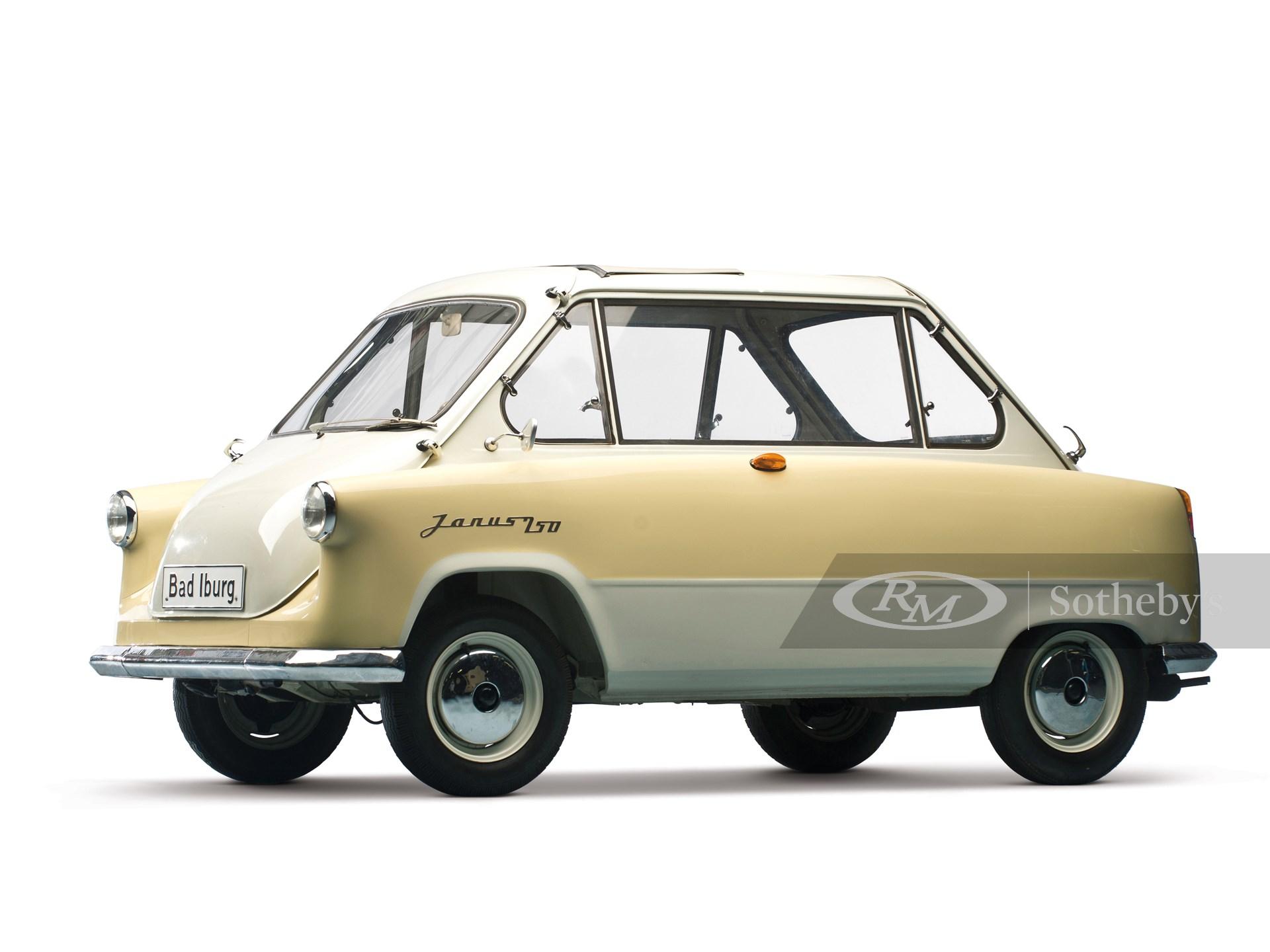 1958 Zündapp Janus  -