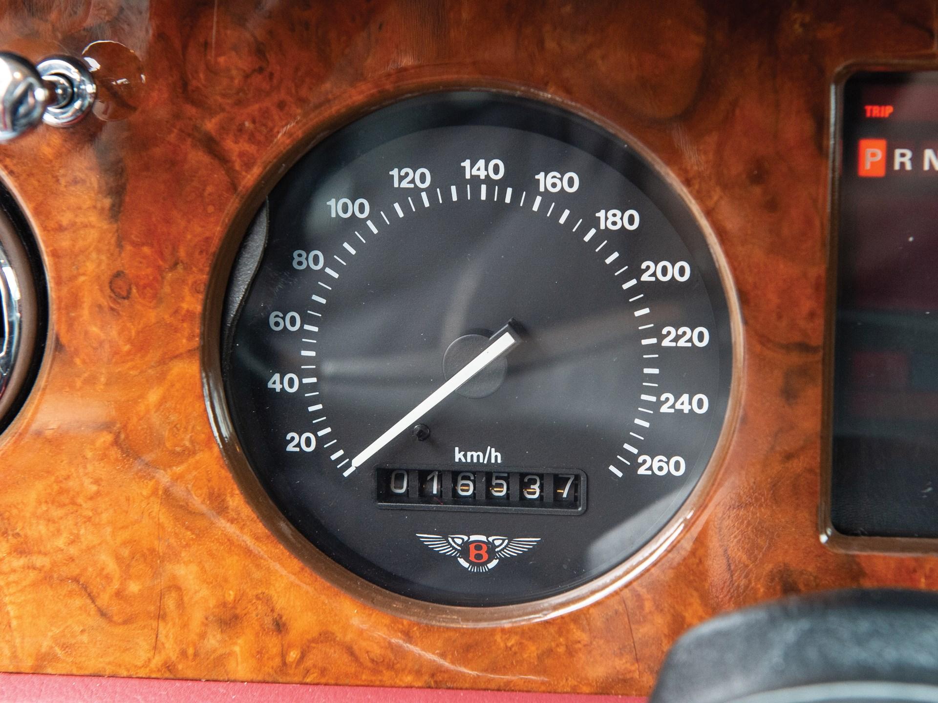 1990 Bentley Turbo RL