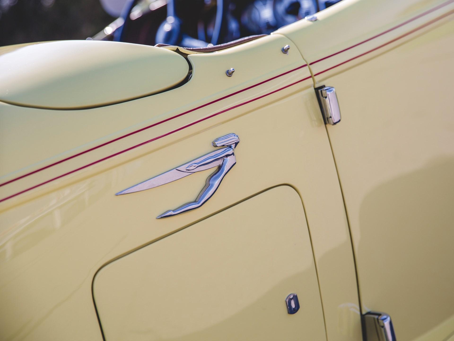 1935 Auburn Eight Custom Speedster