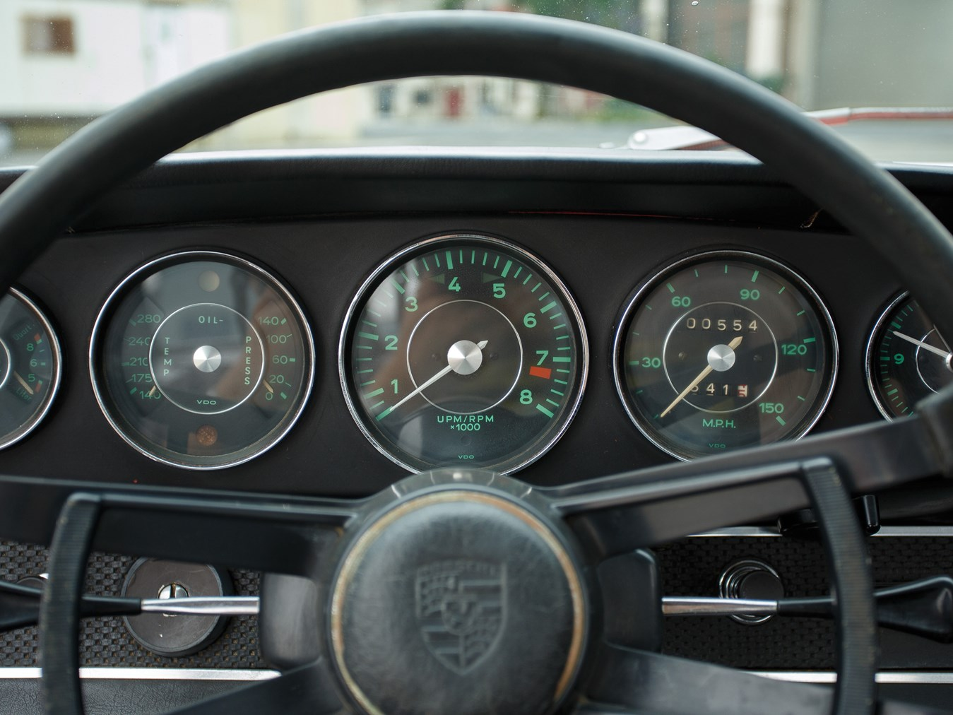 1967 Porsche 911 S Coupe by Reutter