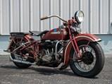 1936 Harley-Davidson Flathead  - $