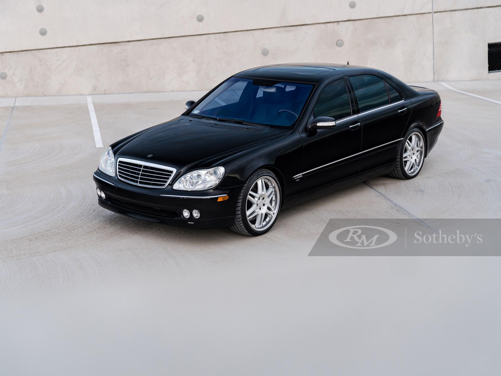2004 Mercedes-Benz Brabus T12  -