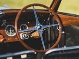 1938 Bugatti Type 57 Cabriolet by D'Ieteren - $