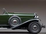 1929 Duesenberg Model J 'Butterfly' Dual-Cowl Phaeton by Murphy - $