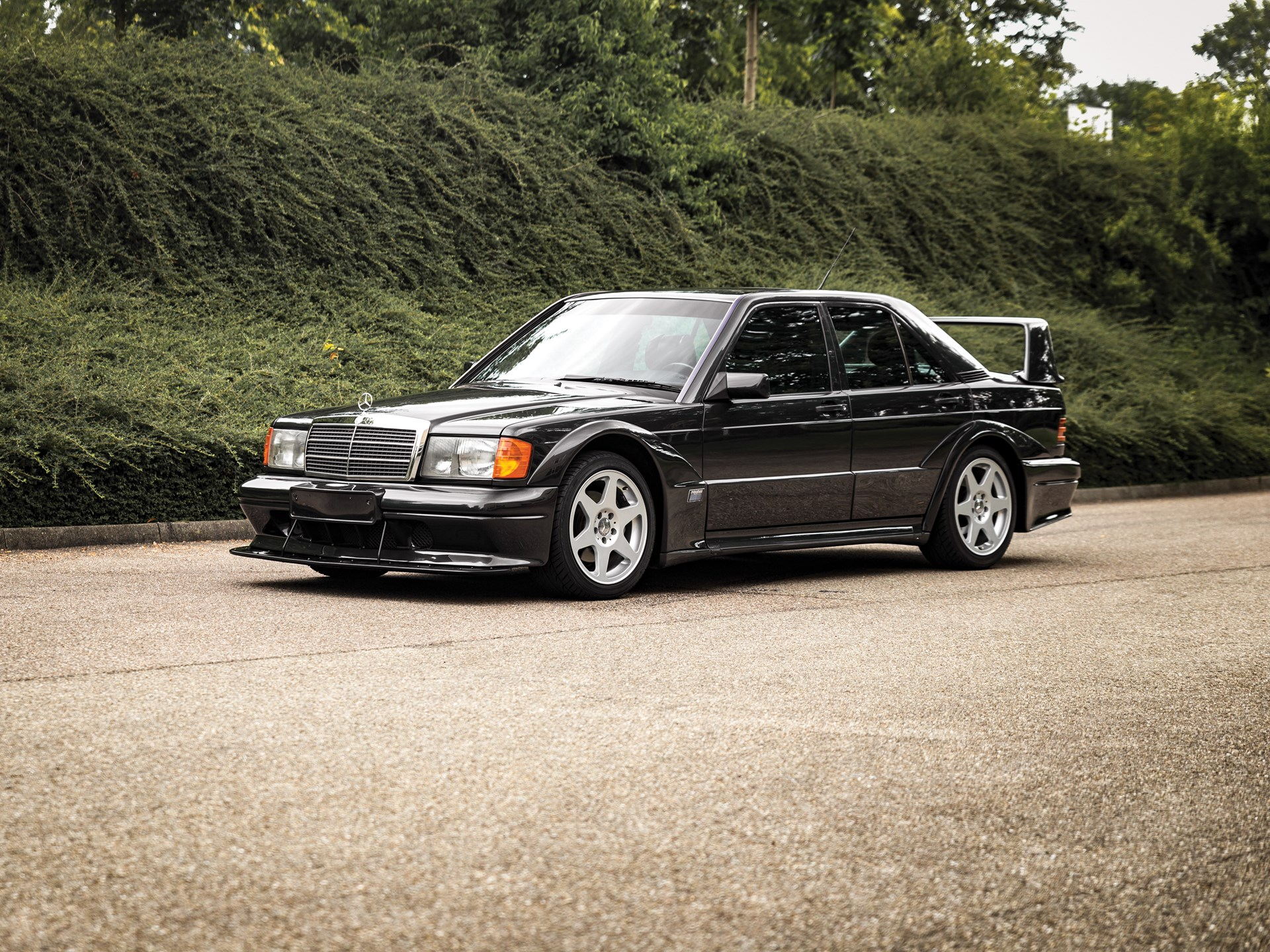 Rm Sotheby S 1990 Mercedes Benz 190 E 2 5 16 Evolution Ii London